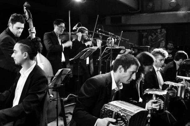 Juan D'Arienzo Orquesta Tipica bn